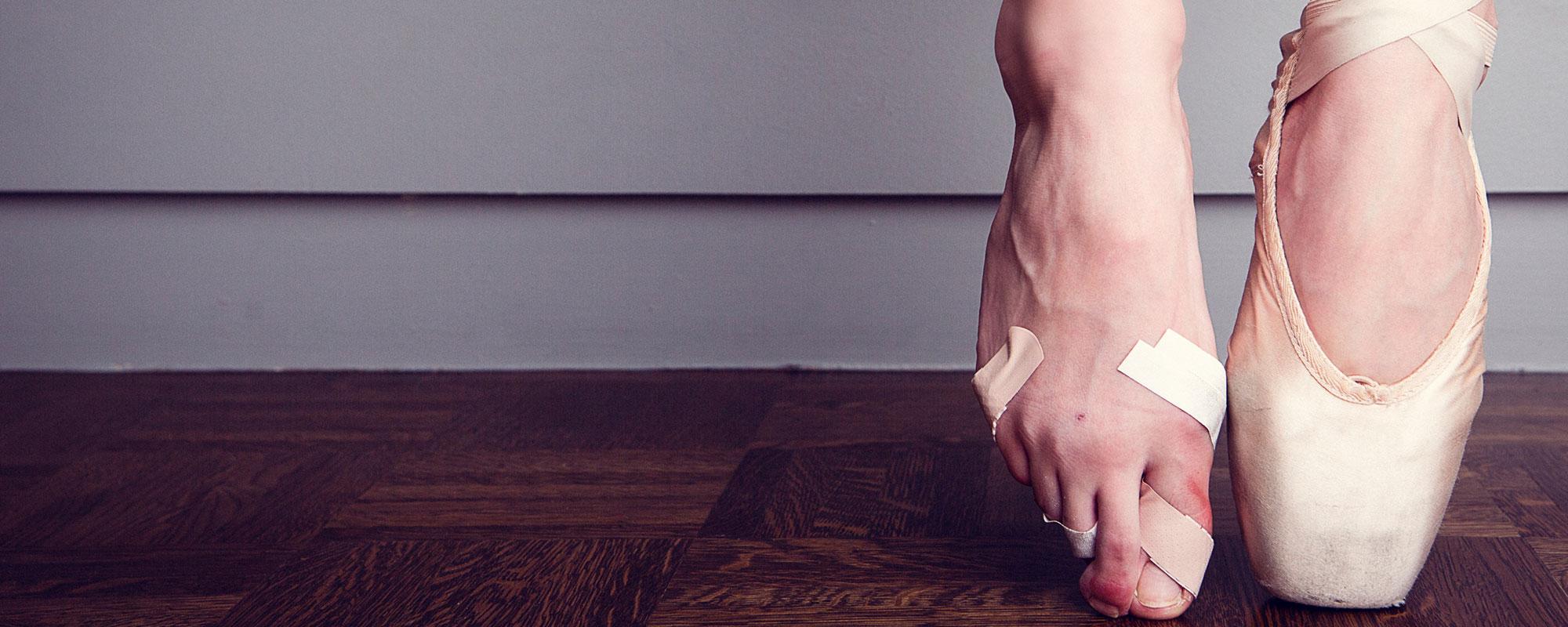 Douleurs aux pieds? Consultez un podiatre